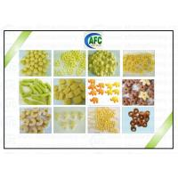 Quality food extuder snacks food extruder extrusion snack machine wholesale