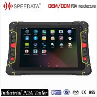 Quality 8 Inch Data Collection Terminal Android Handheld Rfid Reader Nfc Rugged Tablet Indusctrial Class wholesale