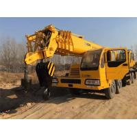 Two Hook Hydraulic System Five Section Boom Used China XCMG Crane 50 Ton QY50B 2007 Year