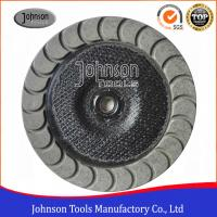 100 - 180 mm Circular  Diamond Grinding Tools Ceramic Cup Wheel For Grinding Concrete