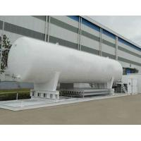 Quality ASME Vertical Big Cryogenic Liquid Storage Tank Long Service Life wholesale