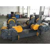 Quality 40 Ton CE Approved Pipe Welding Rotator For Offshore Pipe / Pressure Vessel wholesale