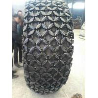 Best CAT 966 snow chains 26.5R25 CAT wheel loader tyre protection chains mainly used in mining 26.5r25 from China manufacture wholesale