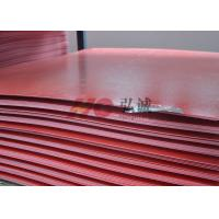 Low Smoke GPO3 Fiberglass Sheet Heat Resistance For Bus Bar Supports