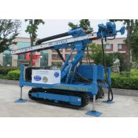 Best ISO9001 Dth Hammer Anchor Drilling Rig Foundation Piling Machine MDL-135H wholesale