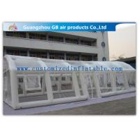 Outside Large Inflatable Party Tent for Wedding Tent Decorations White / Transparent / Customized