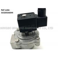 Buy cheap 1 Inch Threaded Body Pneumatic Pulse Valve SCG353A044 With White TPE Diaphragm from wholesalers