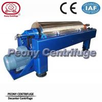 Best Automatic Horizontal Decanter Centrifuges Sewage Treatment Equipment For Industry wholesale