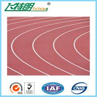 All Weather Track Surface Rubber Flooring Playground Surfaces Running Tracks Sandwich System