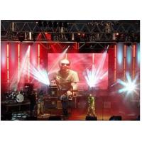 Buy cheap P4 Indoor Rental Style HD LED Wall , Led Display Screen 62500 dots / ㎡ Pixel from wholesalers