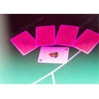 Quality Modiano Marked Decks for Gambling Cheat in Texas Holdem , Omaha , Baccarat wholesale