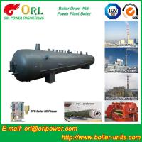 Quality Fire proof induction boiler drum manufacturer wholesale