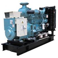 Quality Brushless AC Three Phase Generator , 275kva Industrial Generator Set With AVR wholesale