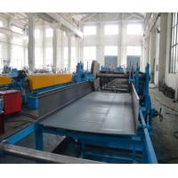 Best 5 Tons Decoiler Cable Tray Roll Forming Machine Width 1250mm Roll Forming Machinery wholesale