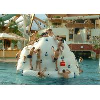 Quality Residential Inflatable Intimidating Iceberg / Inflatable Water Sports wholesale