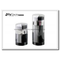 Quality Black and white and double color 15ml double tube sample size plastic airless bottles wholesale
