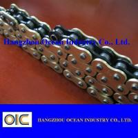 Quality Custom 520 X Ring Motorcycle Chain With Black Inside Yellow Outerside wholesale