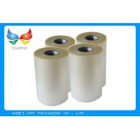 Quality Biodegradable Pvc Heat Shrink Wrap Packaging Film , 30-50 Mic Thickness wholesale