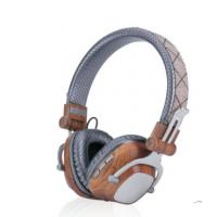 Best BT89 bluetooth v3.0 headphone stereo wireless bluetooth headphones for smart  phone wood grain headphone wholesale