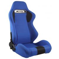 Adjustable Universal Automobile Sport Racing Seats With Double Or Single Slider