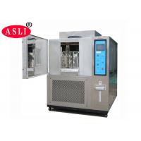 Quality High and Low Temperature Shock Environmental Test Chamber Temperature Fast Change Rate wholesale