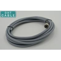 Industrial Camera Power Cable 5 Meters long OEM IO Cable With Hirose Connector