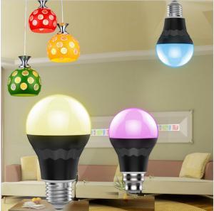 Bluetooth Smart LED Lighting E27 B22 Bluetooth LED Light Bulb RGBCW/RGBWW
