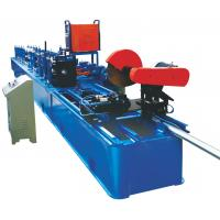 Argon Welded Round Pipe Roll Forming Machine For Construction Material