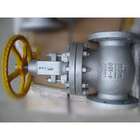 Quality Screwed ASTM A 217 BS 1873 Globe Valve , Os&Y Globe Valve Class 150# ~ 2500# wholesale