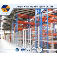 Quality Selective Push Back Pallet Racking wholesale
