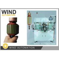 Armature Winder Rotor Winding Machine Two Flier Slotted Commutator PMDC Motor