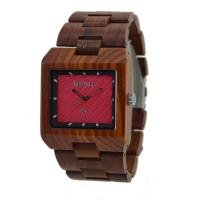 Quality ZS-16A Vogue Dial Wooden Wrist Watch With Japanese Battery , CE ROHS Approved wholesale