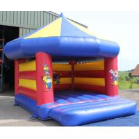 Inflatable bouncy house BC-256