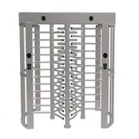 Cheap Stainless Steel Full Height Automatic Systems Turnstiles For Indoor Or Outdoor for sale