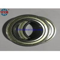 19mm Steel Covered Sealed Bearings Low Friction For Heavy Duty Conveyor Roller