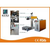 Quality 50000 Hours Long Life Air-Cooling Jewelry Laser Marking Fiber Machine For Date / Numbers wholesale