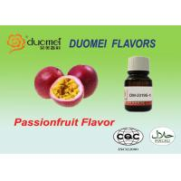 Quality Rich Strong Pulp Taste Soft Drink Flavours Passion Fruit Flavor ISO22000 Approve wholesale