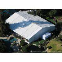 Lining Decoration Outdoor Event Tents Wind Load 100km/h  20m * 40m