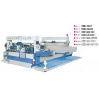 glass double edger machine, glass double edging machine, double edger, glass edger