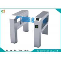 Quality Automatic Dual Supermarkets Swing Gate For Supermarket Bus Station And Airport wholesale