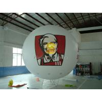 Huge outdoor advertising helium balloons with Full digital printing for Celebration day