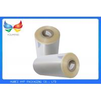 Quality 45 Mic Printable Plastic Blown PVC Shrink Film For Beverage Label wholesale