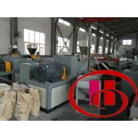 Quality CE ISO Standard PVC Foam Board Production Line , Foam Extruder Machine wholesale