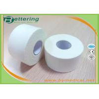Latex Free Non Elastic Rigid Strapping Tape 38mm , Climbing Finger Tape Breathable