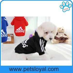 Factory Wholesale Pet Supply Product Cheap Pet Dog Coat Dog Clothes