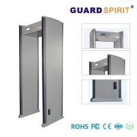 Best PC Network 255 Level security walk through metal detector with 18 Zones Backup Battery wholesale