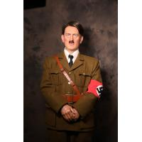 Best lifesize high emulation hitler silicone figure for Hitler Historical Museum wholesale