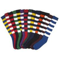 Best Soccer Socks Made of cotton with Tag on top and Toe wholesale