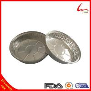 Best Round 9' Cake Pan Disposable Aluminium Foil Pans,Fruit plate/Vegetable Pan wholesale