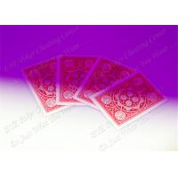 Quality Tally-Ho Marked Card Decks Work With Poker Perspective Glasses wholesale